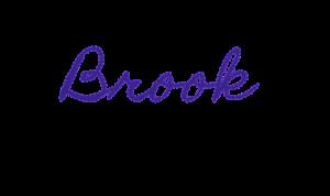 brookcursive